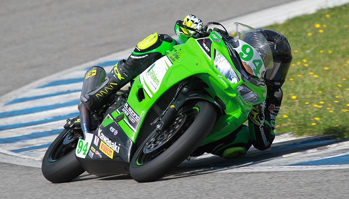 Segunda cita de la temporada para el Kawasaki Palmeto PL Racing Team